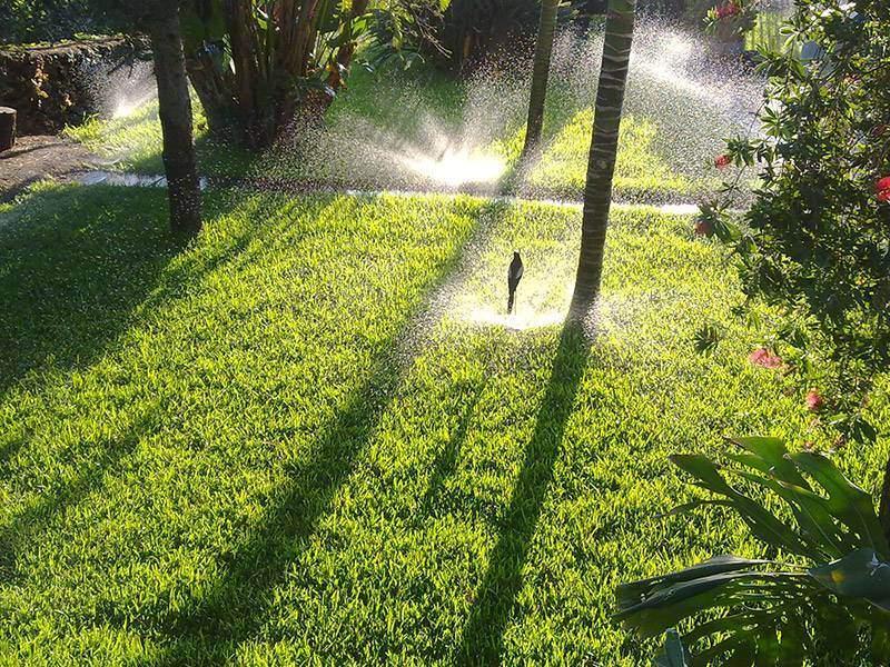 Irrigazione residenziale e sportiva