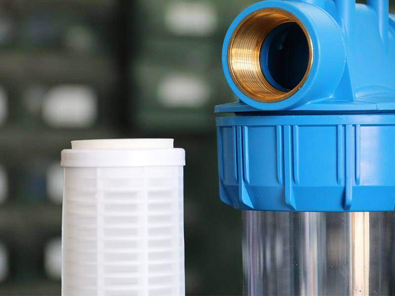 Filtrazione e trattamento delle acque